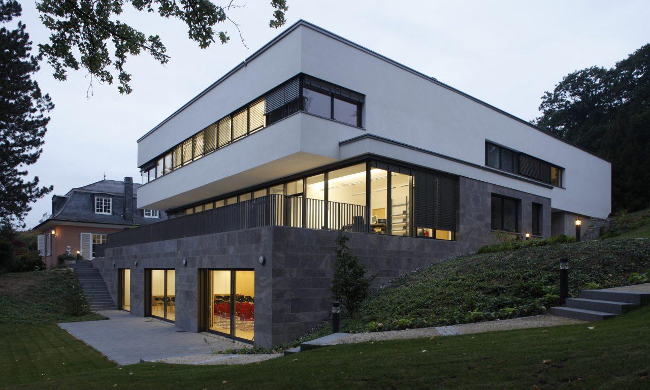 Gebäude Forschungskolleg Humanwissenschaften (c) Uwe Dettmar